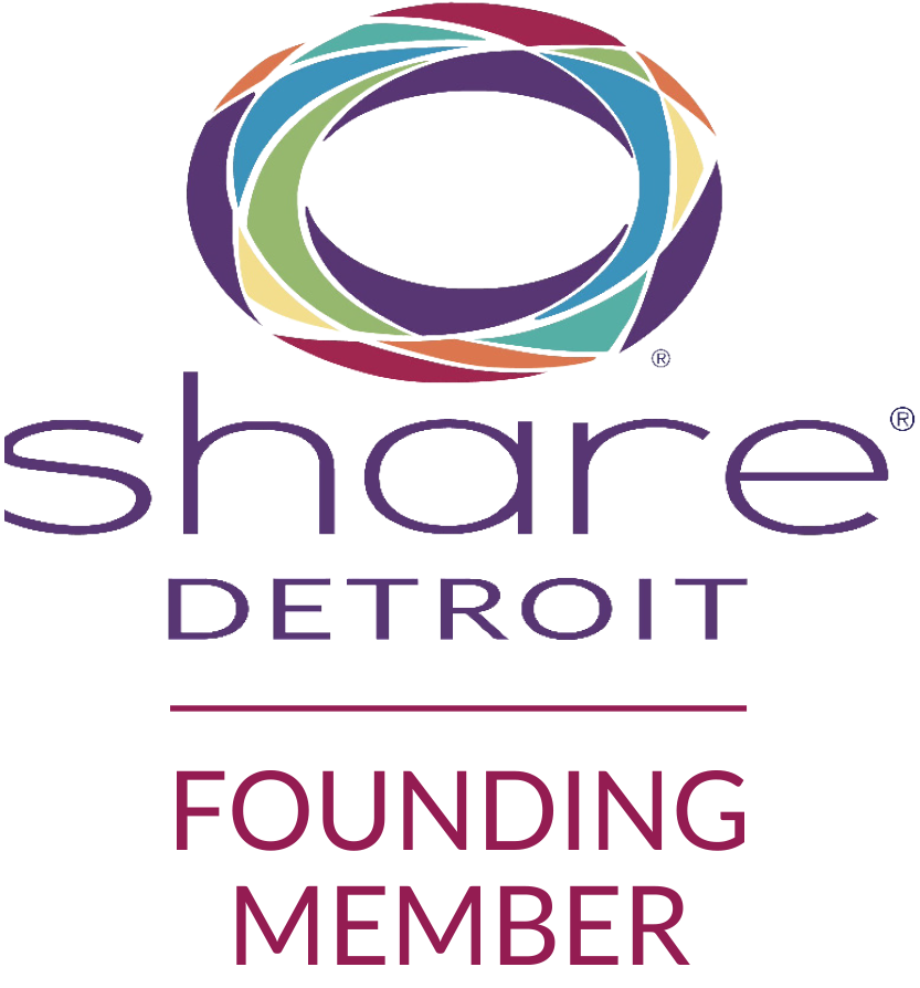 Share Detroit Logo